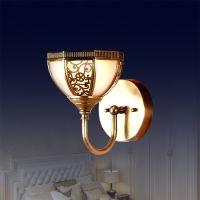 灯具厂家直销 特价批发 欧式餐厅壁灯 B0038卡莎图全铜餐厅壁灯