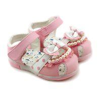 欣欢派童鞋2015夏新款婴儿凉鞋女宝宝学步鞋 0-1-2岁软底1206批发