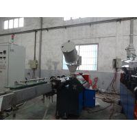 外销棉棒机器 棉签棒挤出机 塑料棒生产设备
