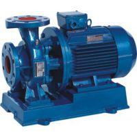 供应ISW型卧式管道泵-无锡昱恒ISW、ISG、IHG、ISWH系列管道离心泵