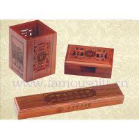 济南红木笔筒,济南红木套装,济南红木办公用品