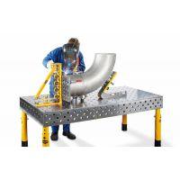 供应工装组合接具/柔性组合夹具/焊接夹具/法兰管道焊接工装