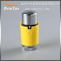 温控阀 暖气片恒温阀 散热器温包室内采暖系统 控制室内温度 WKT-1DM30X1.5 外壳ABS