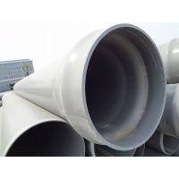莱芜PVC-U给水管160价格