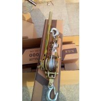 金淼牌 电力施工用 铸钢材质2吨日式紧线器价格 石家庄金淼电力器材定制