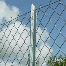 热镀锌护栏网 勾花网护栏 篮球场厂家