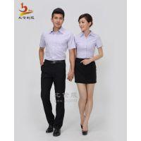 比伦供应定做职业装 各大企业工作服 男女衬衫工作服BL-NS22
