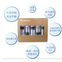 深圳溢思源品牌高端直饮净水器