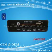 Bluetooth speaker fm usb mp3 player amplifier circuit board