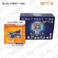 韩端教育机器人MRT3-1、ABS材质,有利于智力开发儿童益智积木玩具
