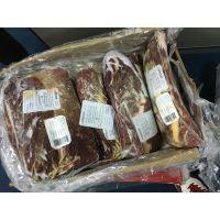 库存冷冻阿根廷进口牛肋排,包装近期生产直接配送