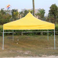 【厂家直供】3*4.5折叠帐篷 黑金刚帐篷广告帐篷 展销帐篷订制