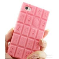 新款 轻松熊巧克力迷你护套 iPhone 4 4S 外壳 苹果保护壳 手机套
