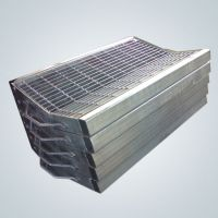 青岛哪有供应性价比高的钢格栅板,出口澳大利亚钢格板
