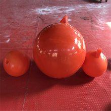 上海空中展览1.5米塑料球 水上展览塑料浮球 警示浮球 厂家滚塑定制