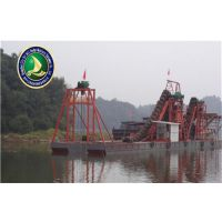 挖沙船,青州启航绞吸式挖泥船(图),挖沙船采沙船挖沙