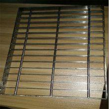 旺来插接格栅板 异型钢格栅板厂家 踏步网格板