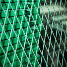 旺来菱型铝板网单价 幕墙铝板网 波形钢板