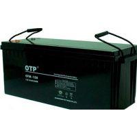 OTP蓄电池6FM-200型号12v200ah【电厂、变电站、核电站 消防安全报警系统】送货上门报价
