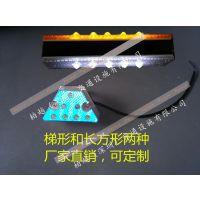 柏越梯形隧道诱导标长方形隧道有源轮廓标生产厂家
