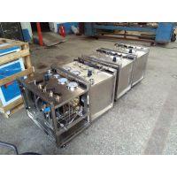 便携式气动水压试验机
