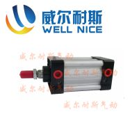 气动元件 SU标准气缸 拉杆气缸 除尘设备气缸 带阀气缸 可定制