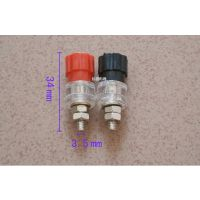 910接线柱 逆变器接线端子 音响功放接线头 接线柱红黑两色