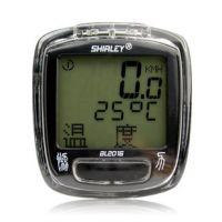 正品 中文码表 山地车速度表骑行秒表自行车装备码表行程表
