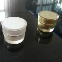 眼霜瓶系列 高档亚克力 化妆品包装 5g锥圆平顶瓶 赠品瓶