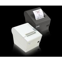 供应酒店、超市收银打印机爱普生(EPSON)TM-T88V热敏小票打印机80MM 黑色