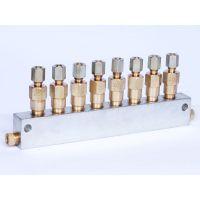 供应优质三浪差压式定量稀油分配器 BLF型