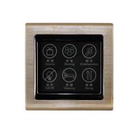 供应AVC先导视讯智能开关/插座面板AVC-10DZ-QJCD