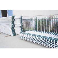 别墅组装锌钢护栏围墙网 泽润热镀锌钢管围栏网