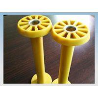 厂家批发高速编织机配件 塑胶纱管 内镶热镀锌套 耐用度高