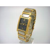 稳达时 专业生产定做手表厂家 直销钨钢男女款套装手表 2016年时尚礼品