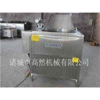 鱿鱼圈油炸机图片|衢州鱿鱼圈油炸机|诸城高然机械