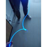 显卡风扇光纤导光棒,3mm通体发光材料,透明导光棒