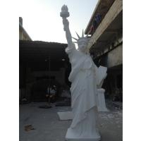 厂家供应自由女神雕像 玻璃钢雕塑 东莞原著佛像 可来图定制