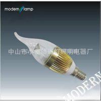 批发供应ML002 3*1W  LED灯泡(图)
