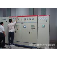供应深圳宇隆伟业污水处理PLC 控制柜 全国免费服务热线:400-080-9811