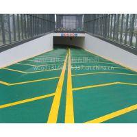 广迪专业承接环氧地坪漆工程/厂房停车场地坪施工