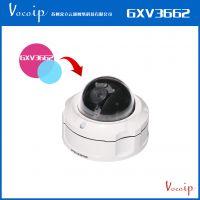 潮流网络GXV3662_FHD新一代的室外半球型网络摄像机