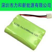 力和新能源LH12101锂电池 1000mah大容量 充电快 性能稳定