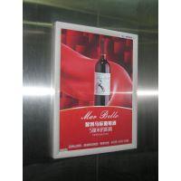 天津电梯看板广告G写字楼电梯框架广告费用