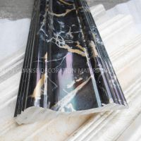 12cm wide PS Foam Skirting Wall Plastic Baseboard/Hot Selling Decorative Mould moulding