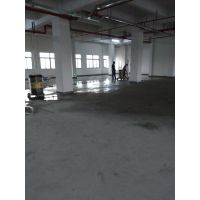 惠州市大亚湾经济技术开发区工厂地面起灰起砂处理、水泥地坪硬化