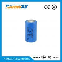 睿奕ramway 3.0V 600mAh CR14250锂电池