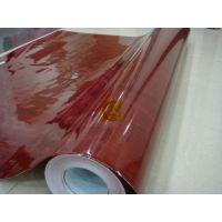 供应自粘波音软片PVC自粘装饰软片PVC自粘装饰贴膜PVC自粘木纹膜