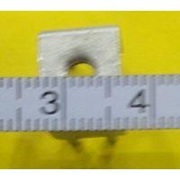 焊片 插簧 焊接端子 接线端子 四脚 PCB-7(M4) 一套0.4元 铜材料