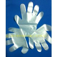 供应透明色,蓝色,克重0.4-1.6克/只一次性塑料手套价格
